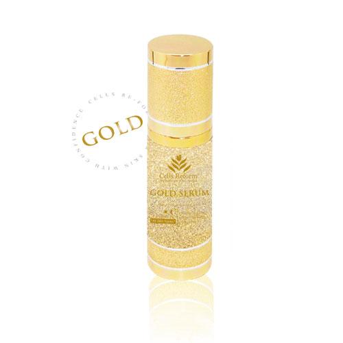Gold-Serum